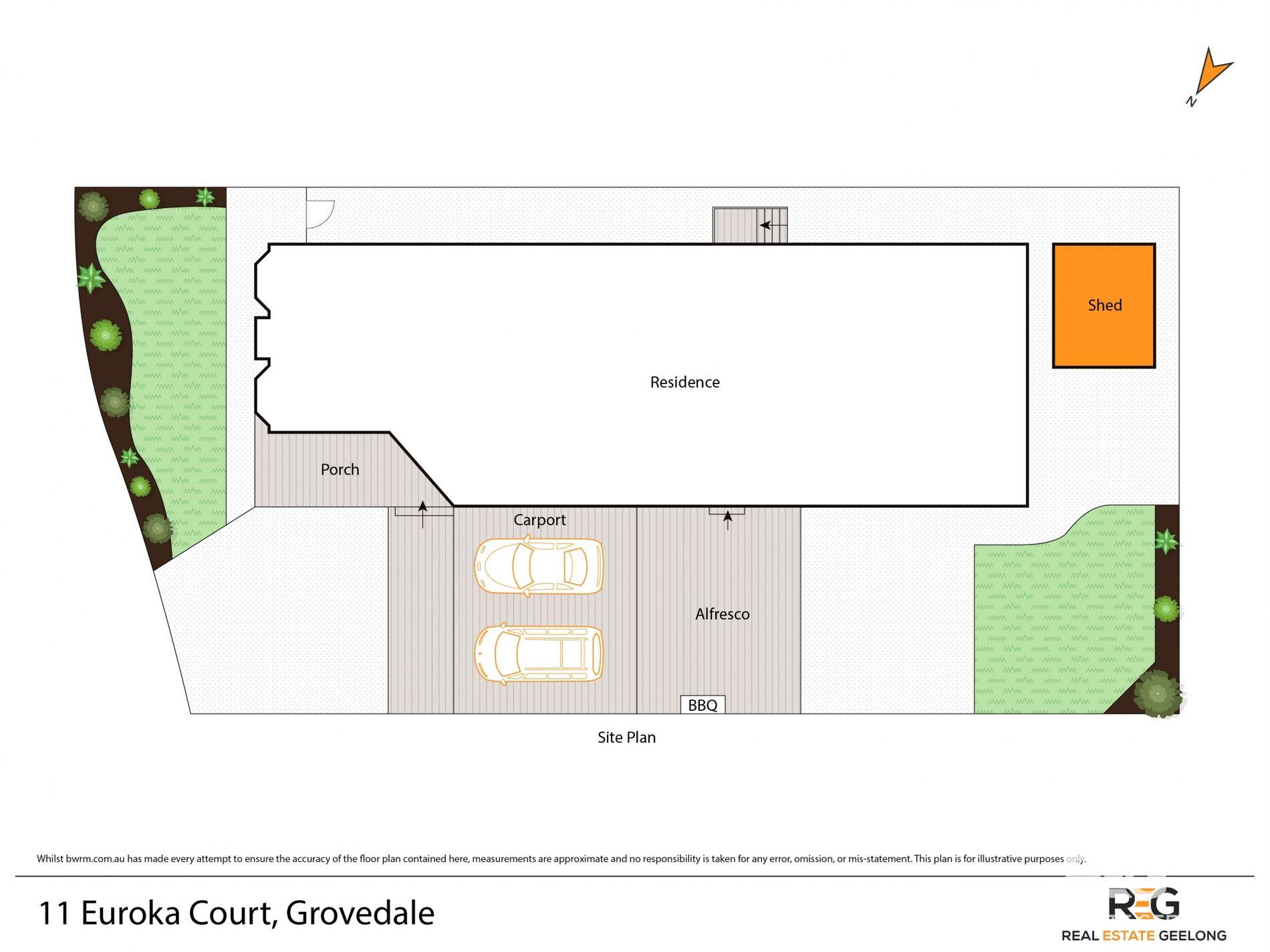 11 EUROKA COURT, Grovedale