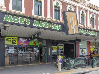 Moe's Mexican Bar & Grill Restaurant