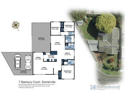 7 Banbury Court, Somerville