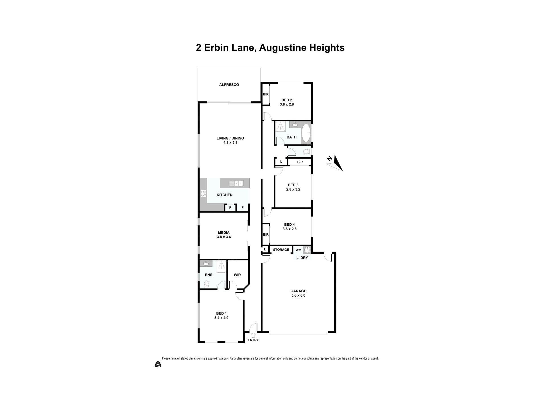 2 Erbin Lane, Augustine Heights