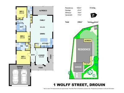 1 Wolff Street, Drouin