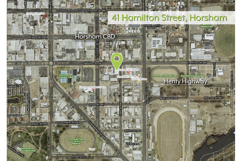 41 Hamilton Street, Horsham