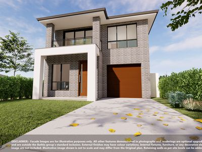 Brand new homes in Leppington, perfect for relaxed living