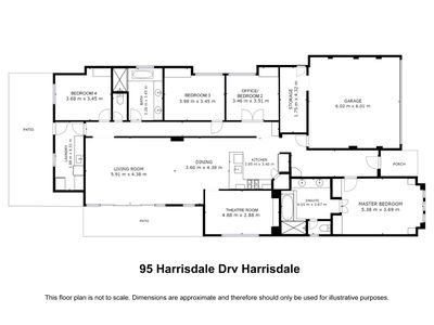 95 Harrisdale Drive, Harrisdale