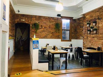 Untitled Cafe & Bar