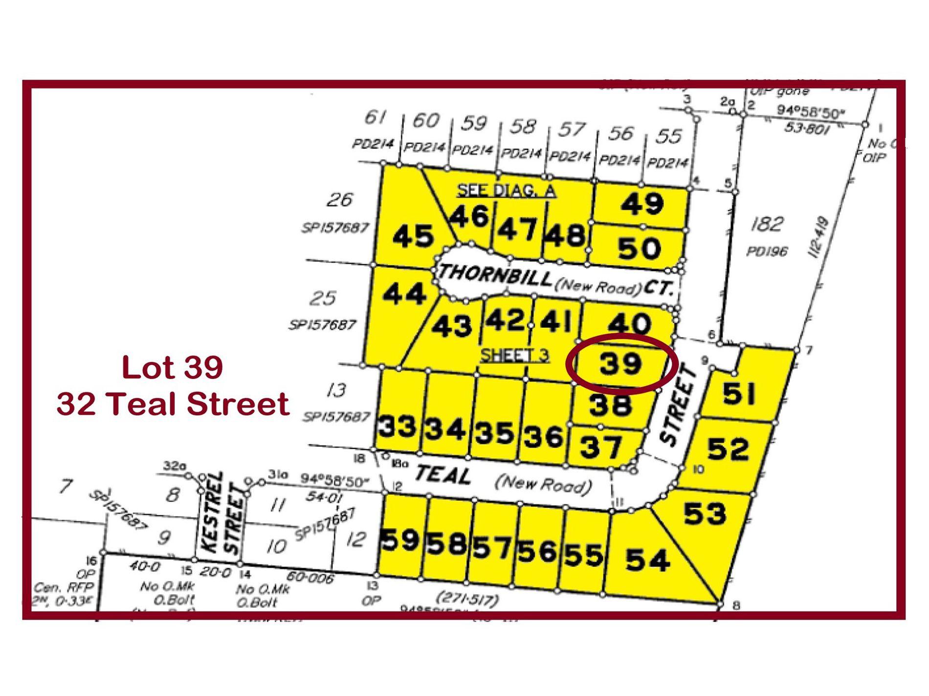 Lot 39, 32 Teal Street, Longreach