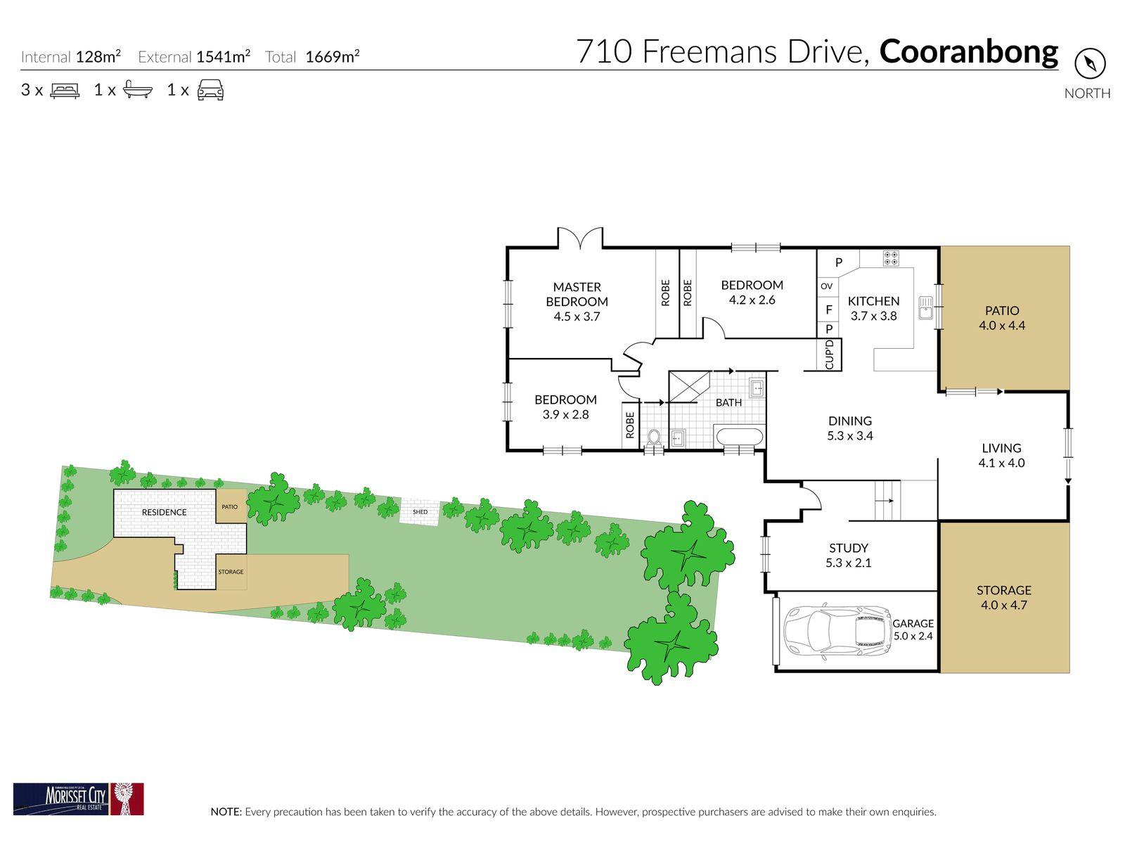710 Freemans Drive, Cooranbong