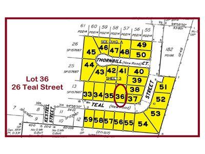 Lot 36, 26 Teal Street, Longreach