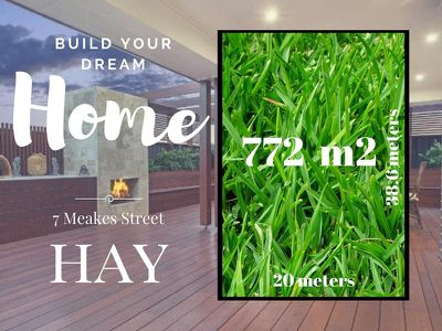 7 Meakes Street, Hay