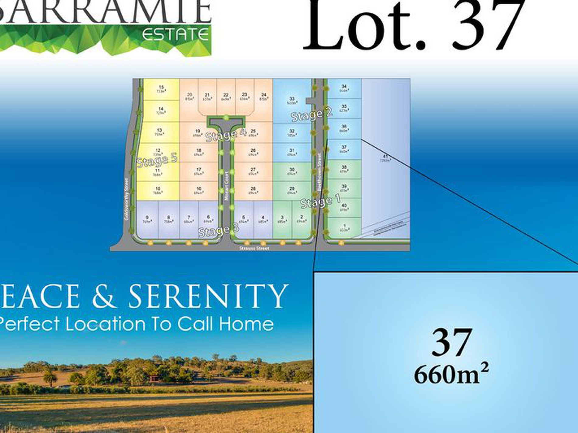 Lot 37, Beethoven Street, Springdale Heights