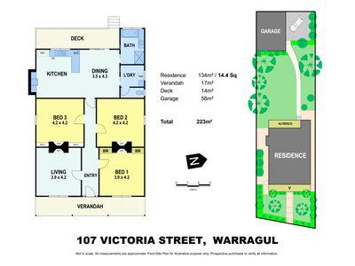 107 Victoria Street, Warragul