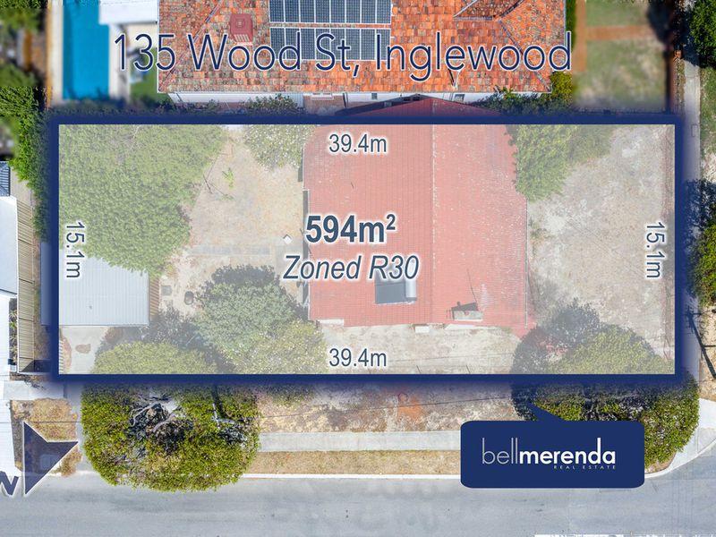 135 Wood Street, Inglewood