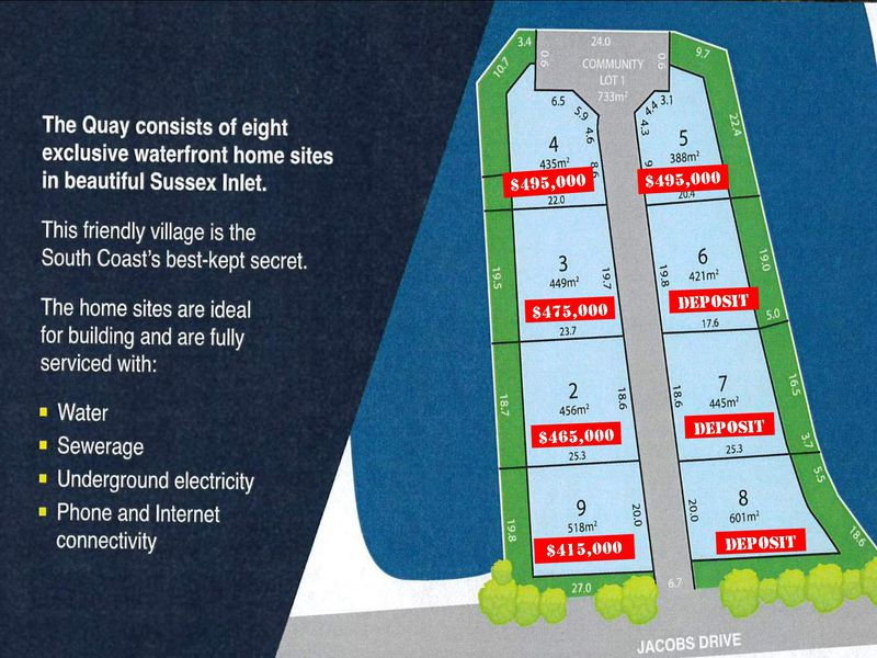 lot 9 23 Jacobs Drive, Sussex Inlet