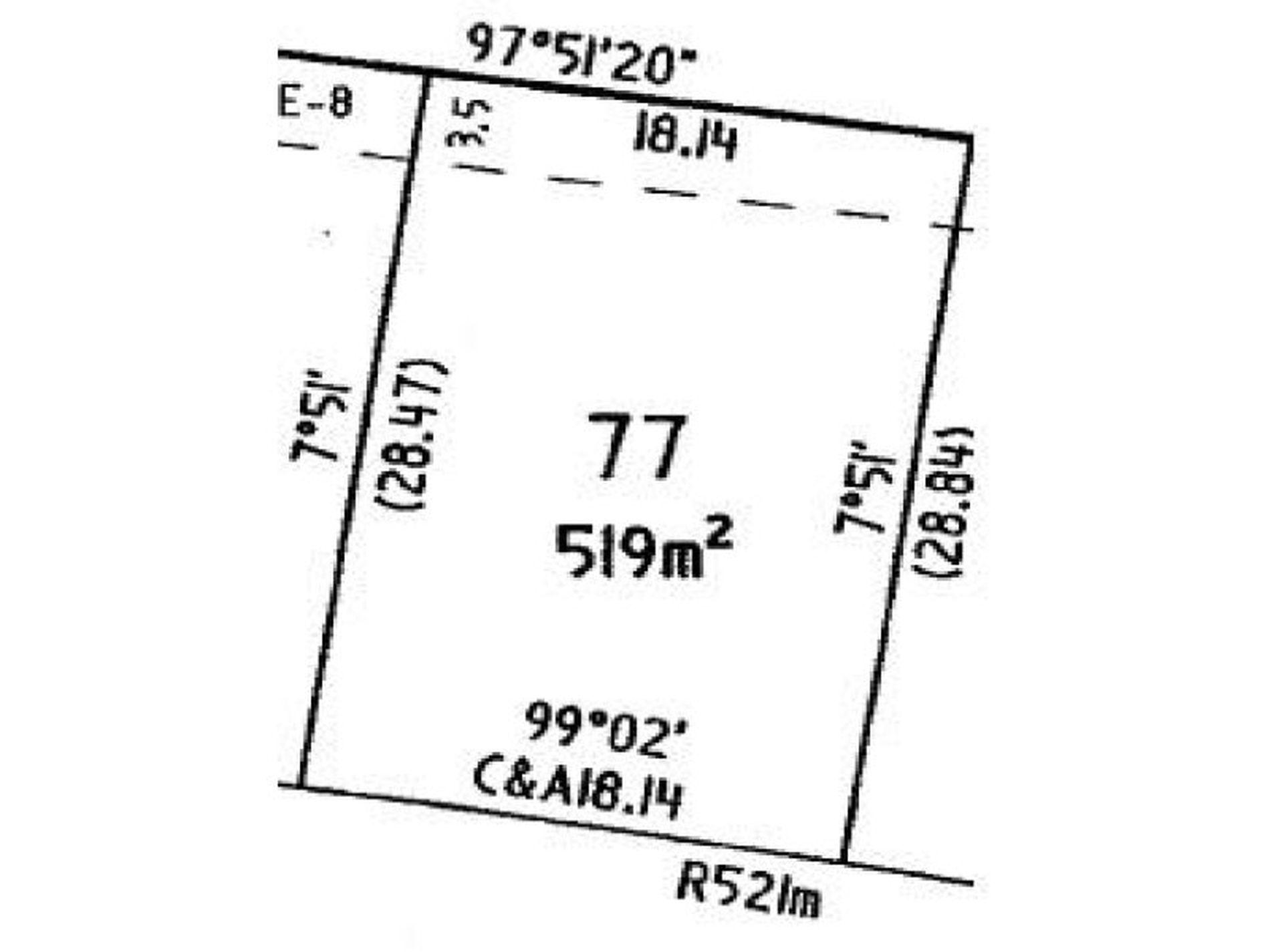 Lot 77 Arlington Park, Wangaratta
