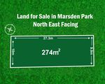 Available  Upon Request, Marsden Park