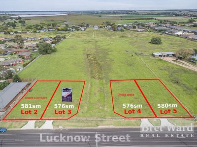 Lot 3 Lucknow Street, East Bairnsdale