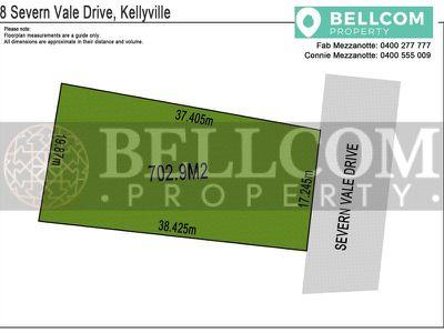 8 Severn Vale Drive, Kellyville