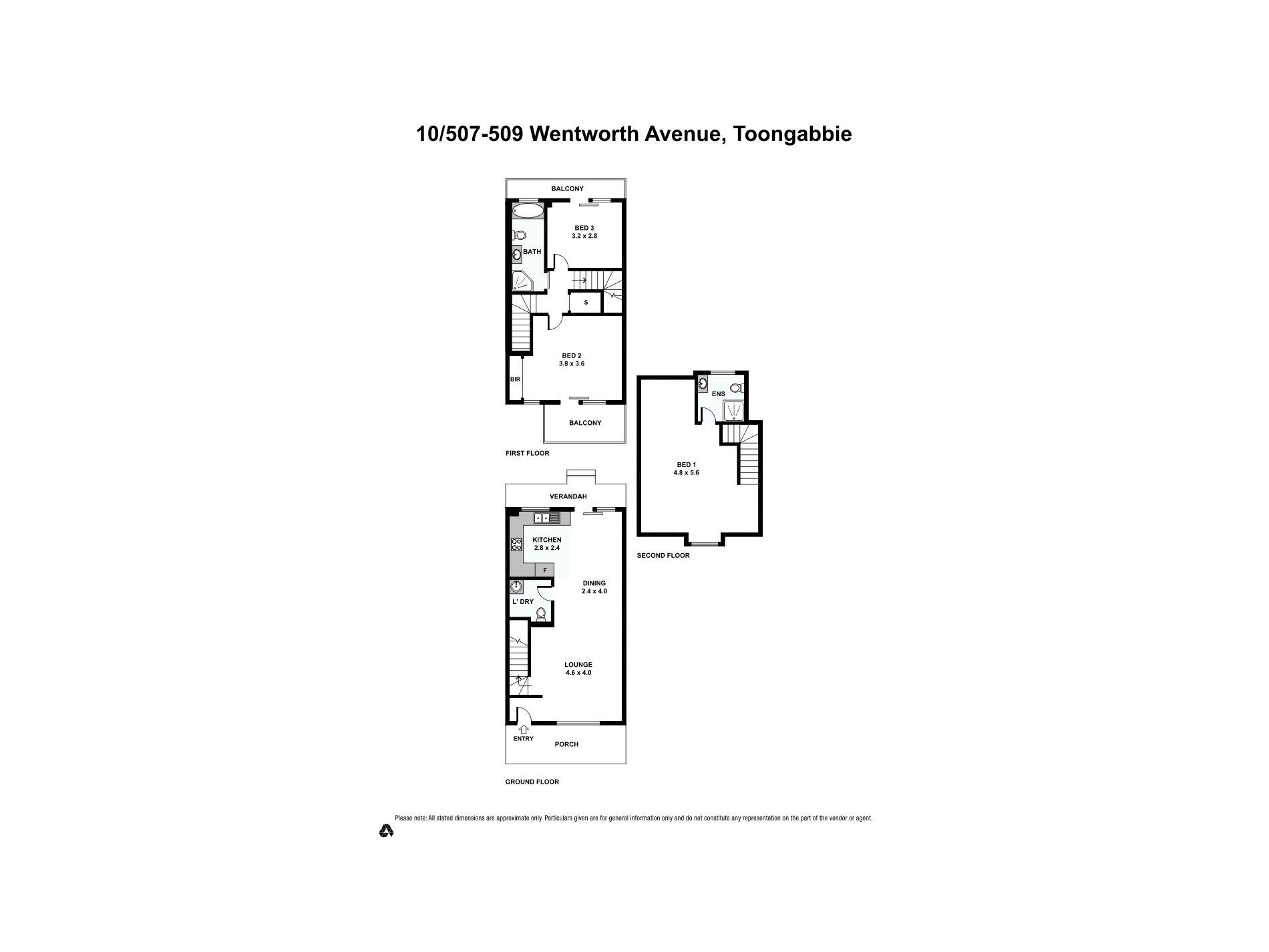 10 / 507-509 Wentworth Avenue, Toongabbie