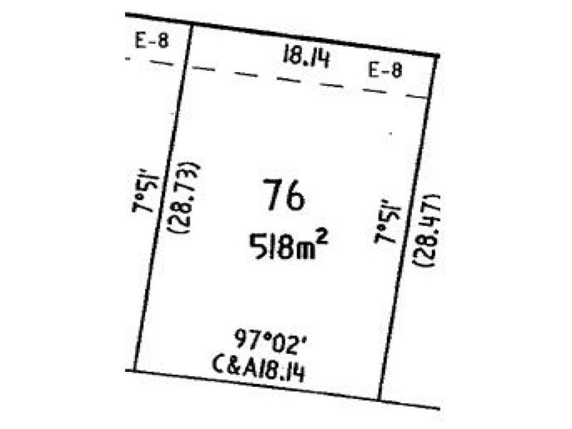 Lot 76 Arlington Park, Wangaratta