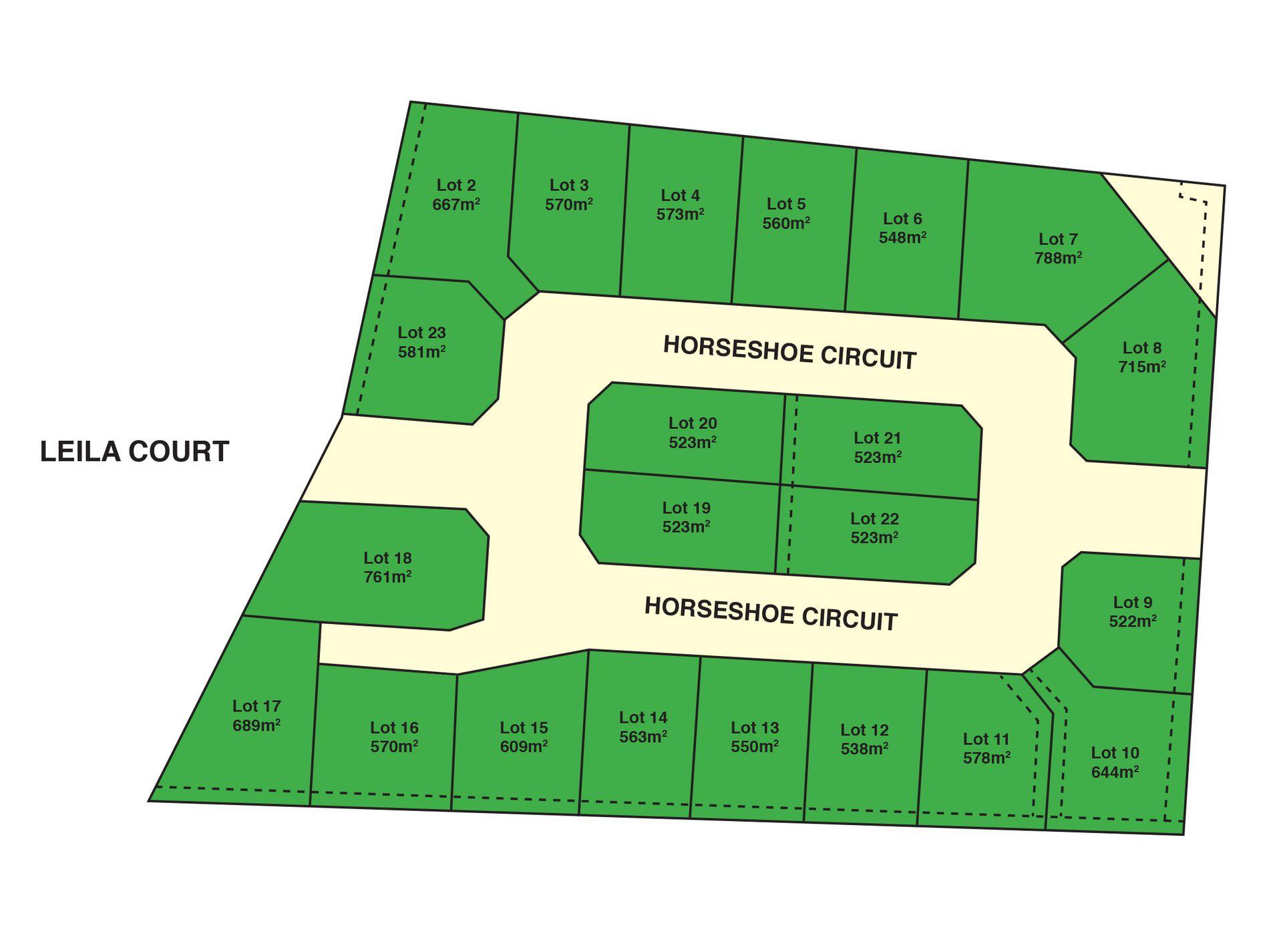 Lot 8, 15 Horseshoe Circuit, Bacchus Marsh