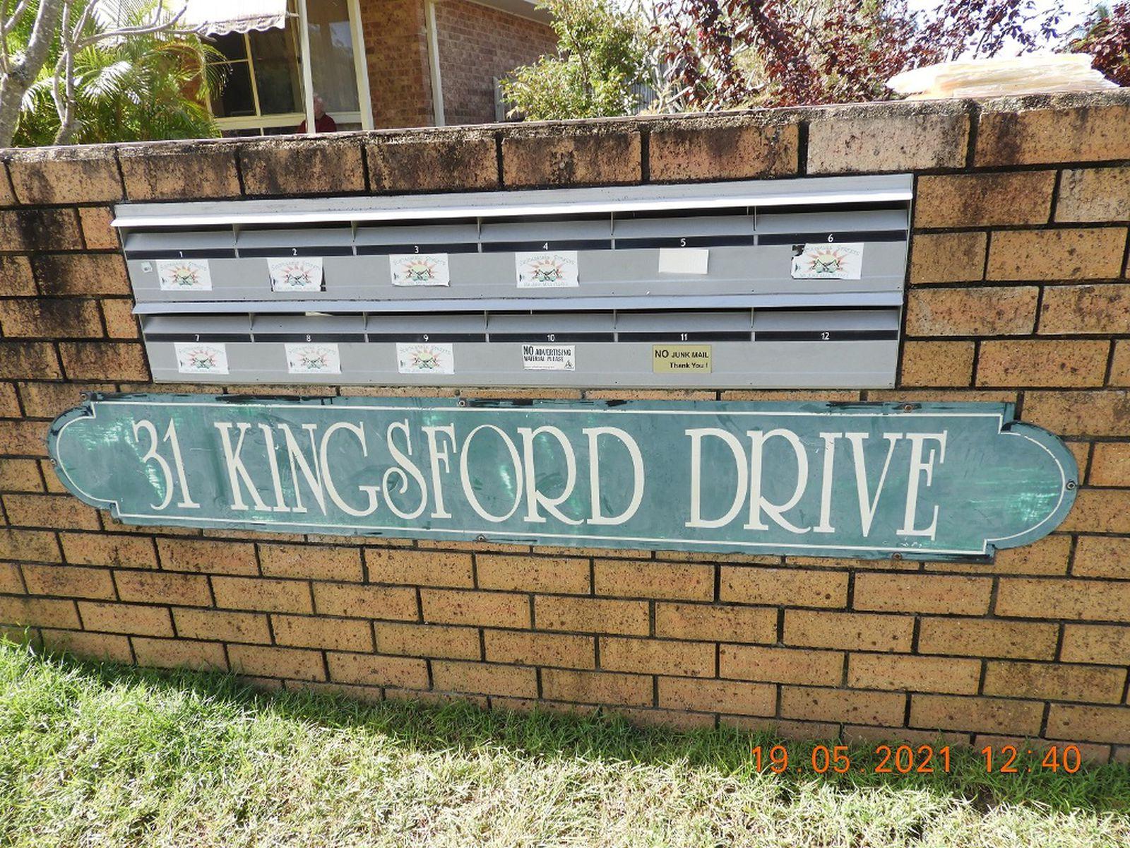 4 / 31 Kingsford Drive, Brunswick Heads