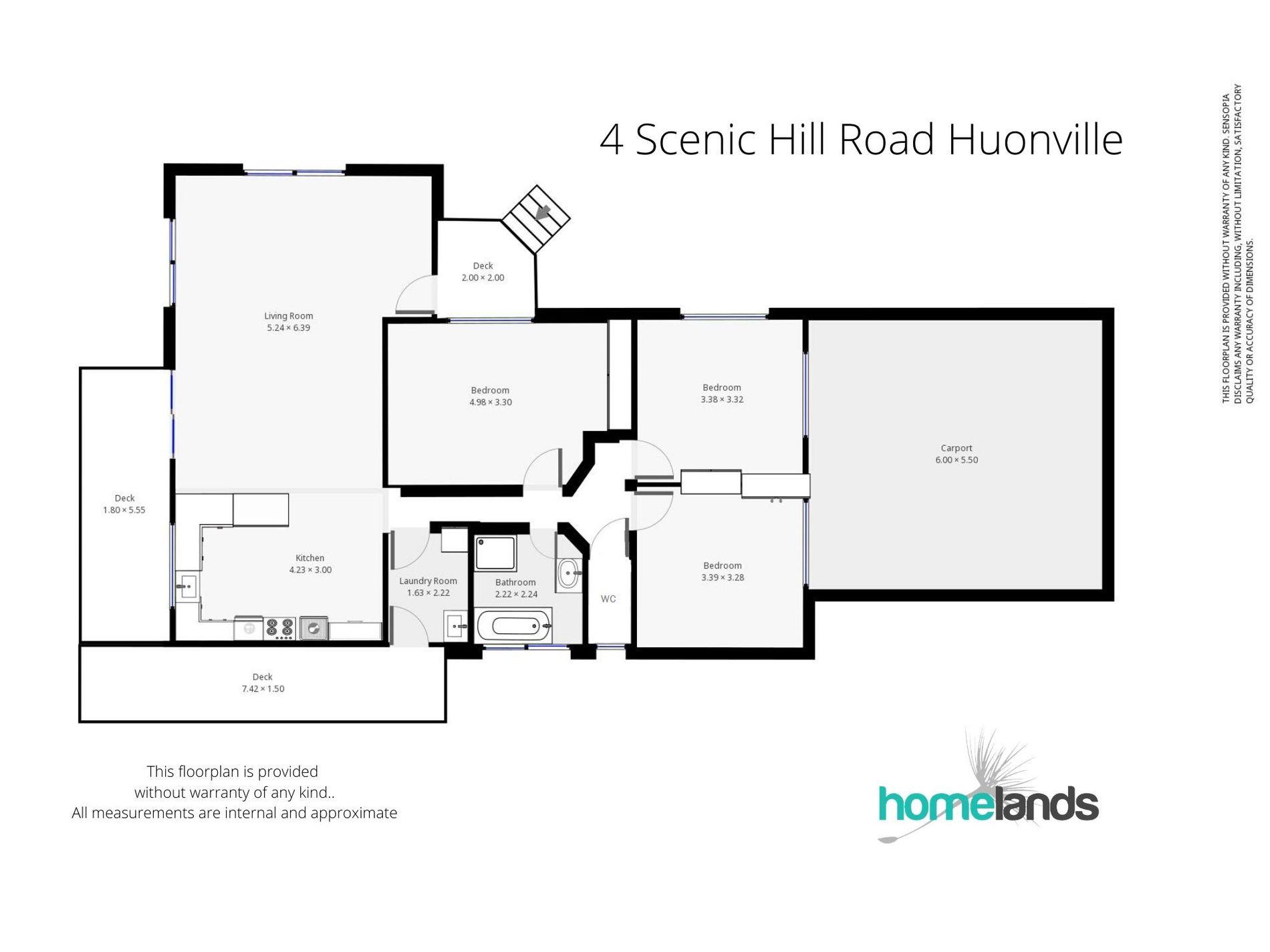 4 Scenic Hill Road, Huonville
