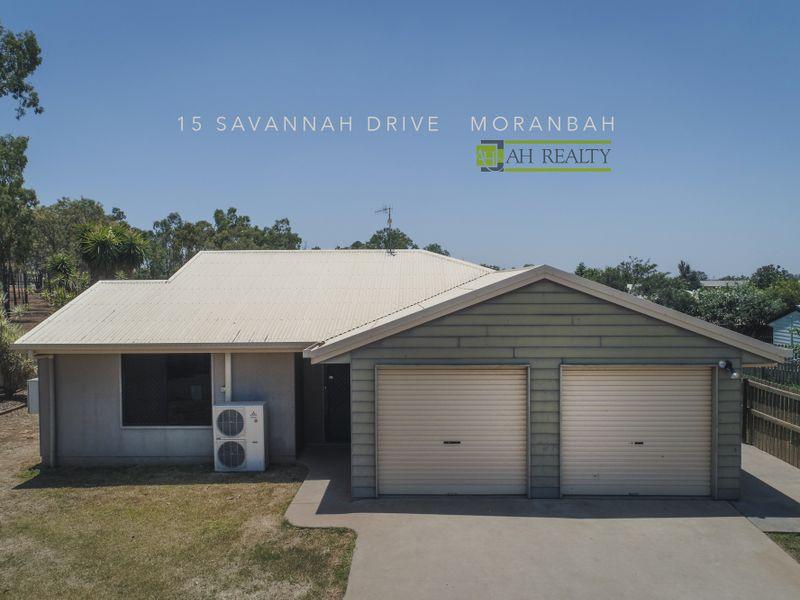 15 Savannah Drive, Moranbah