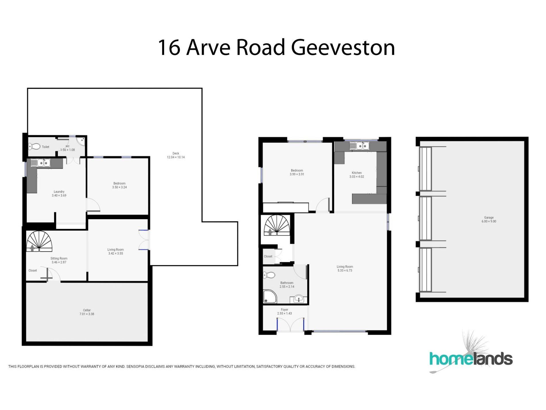 16 Arve Road, Geeveston