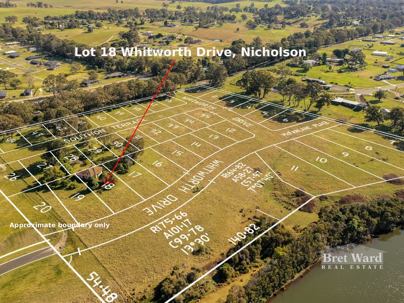 Lot 18 Whitworth Drive, Nicholson