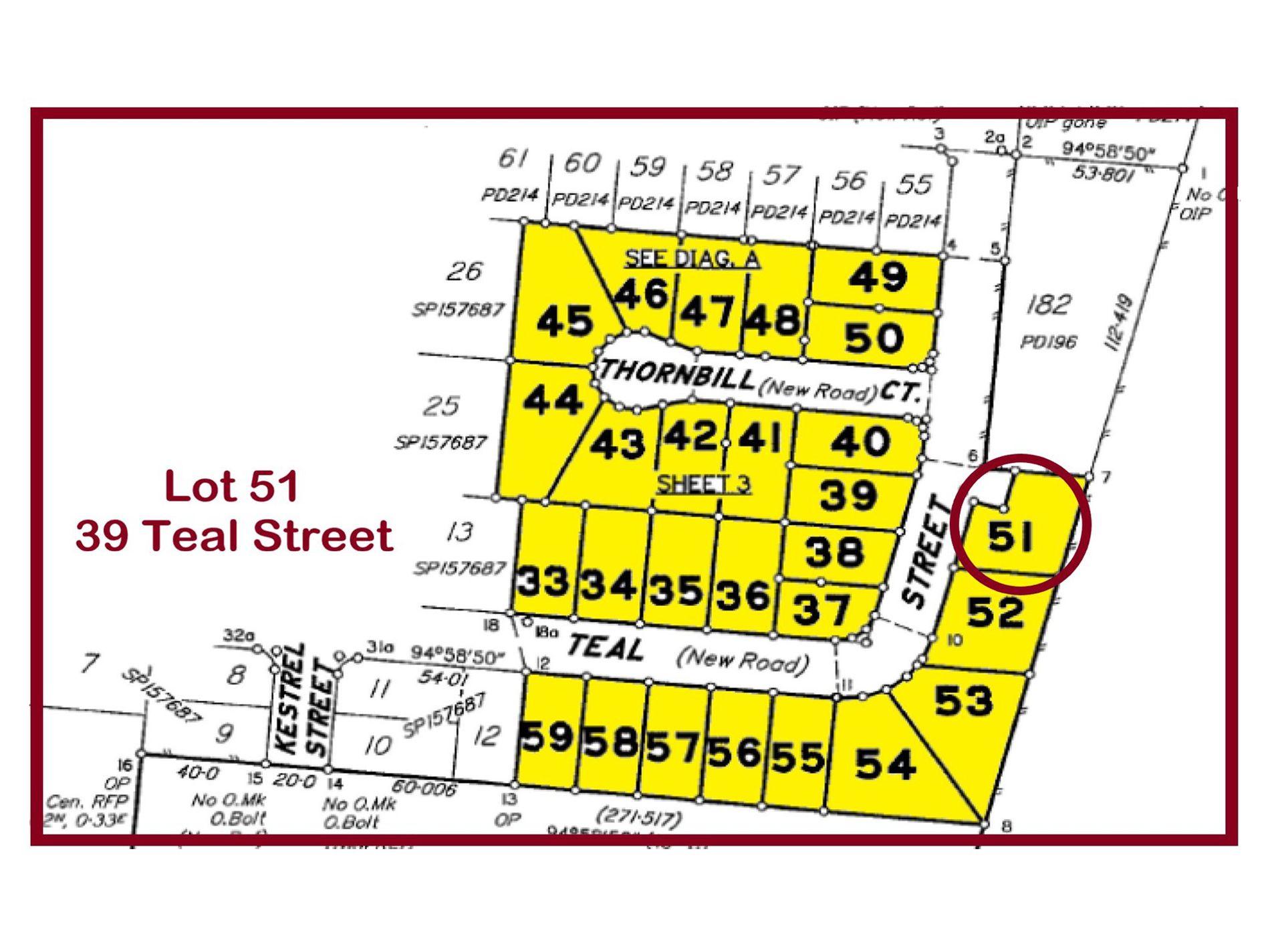 Lot 51, 39 Teal Street, Longreach