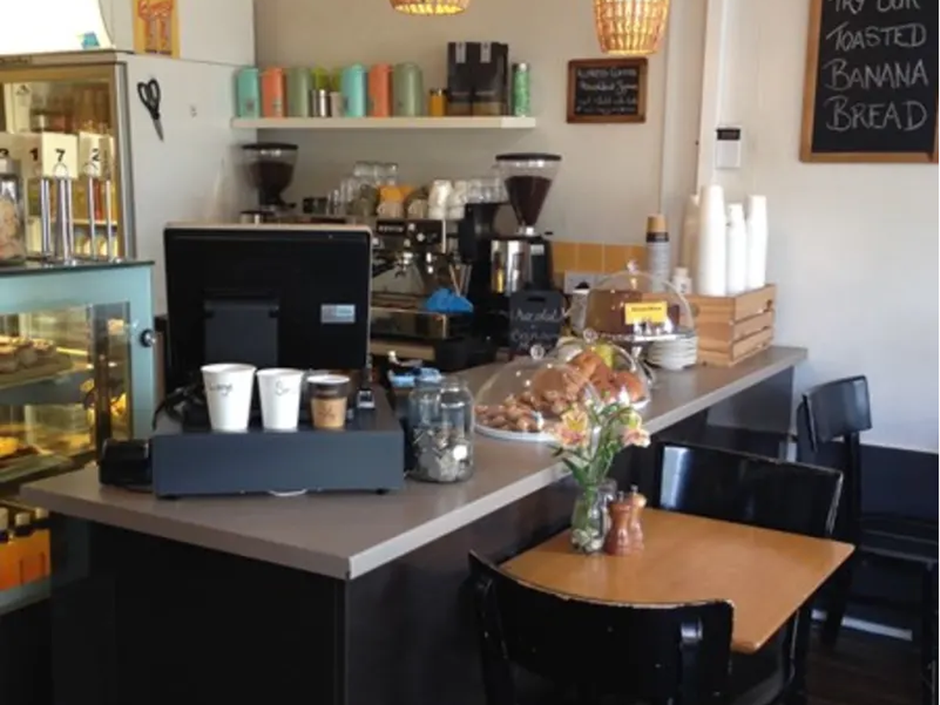 SOLD - 6 Day Trading Cafe Business For Sale in North East