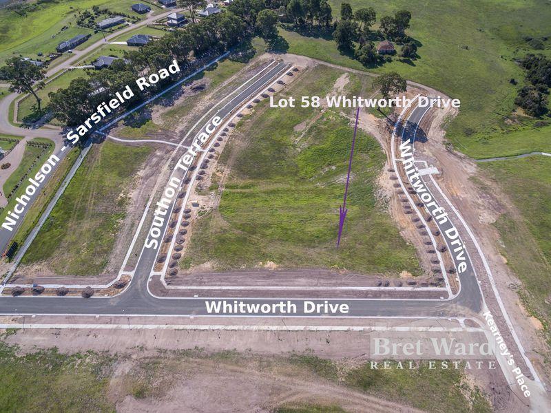 Lot 58 Whitworth Drive Nicholson, Nicholson
