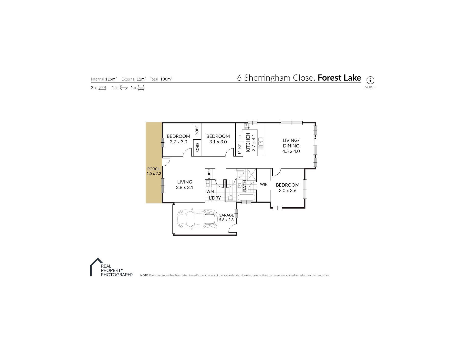 6 Sherringham Close, Forest Lake