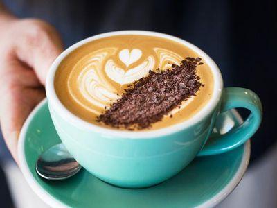 Coffee Shop City