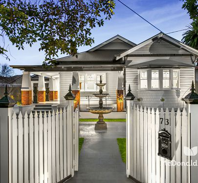 73 McCracken Street, Essendon