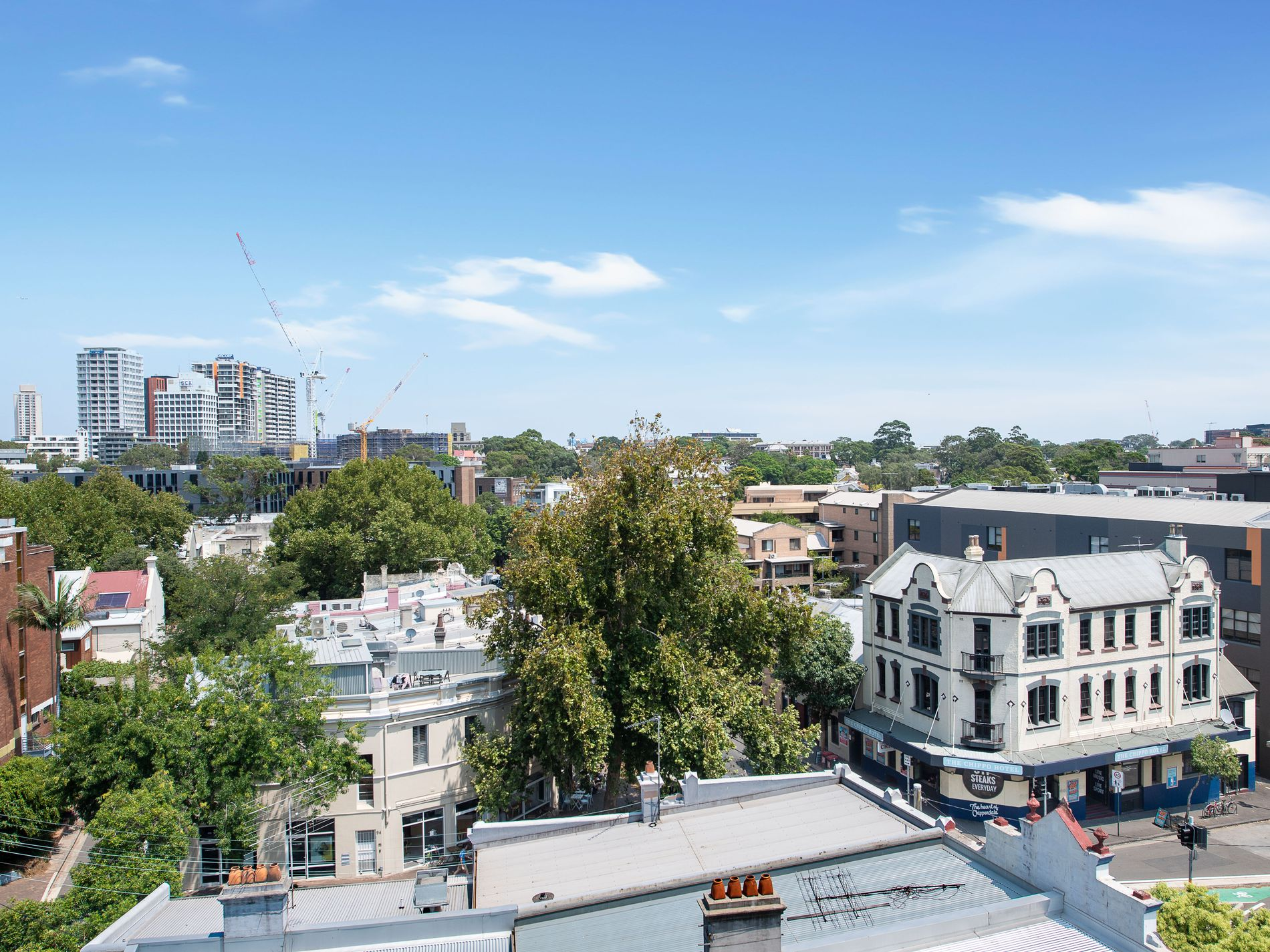 406 / 82-84 Abercrombie Street , Chippendale