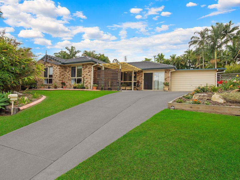 Nicely presented home in the popular Emerald Views Estate in Yandina.