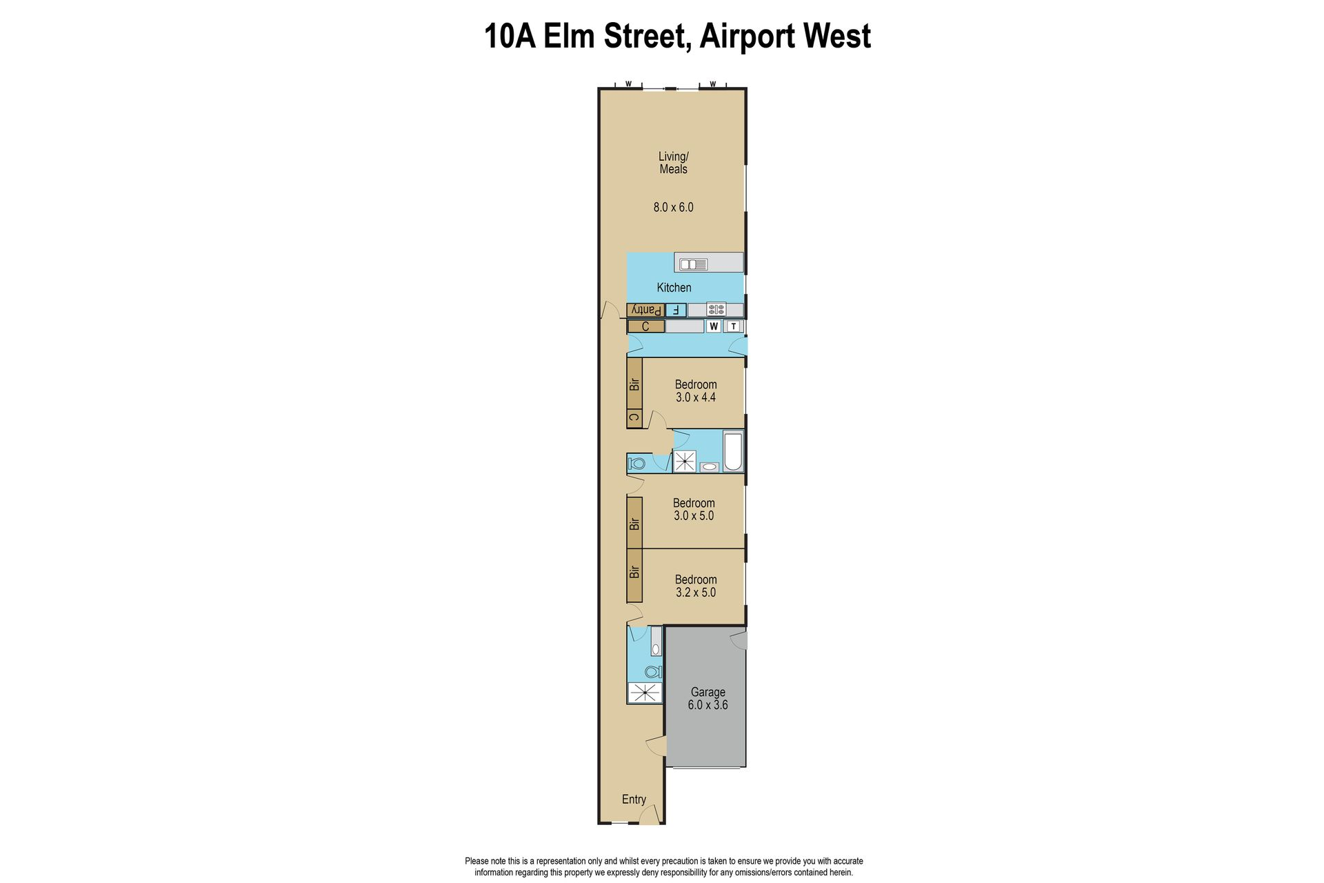 10 Elm Street, Airport West