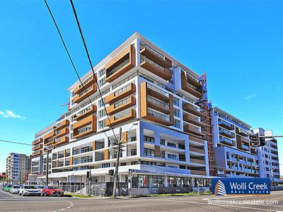 91 / 1-5 Gertrude Street, Wolli Creek