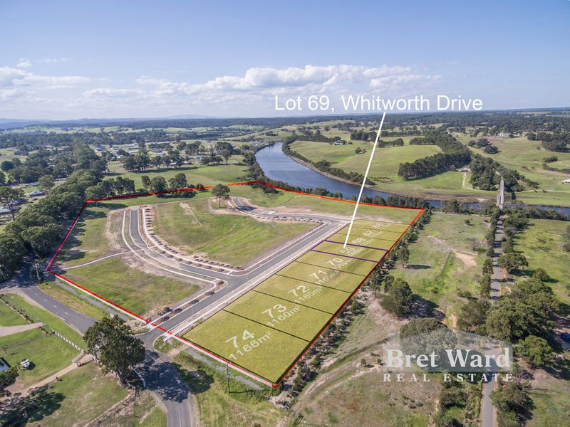 Lot 69 Whitworth Drive, Nicholson