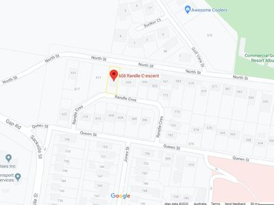 608 Randle Crescent, Albury