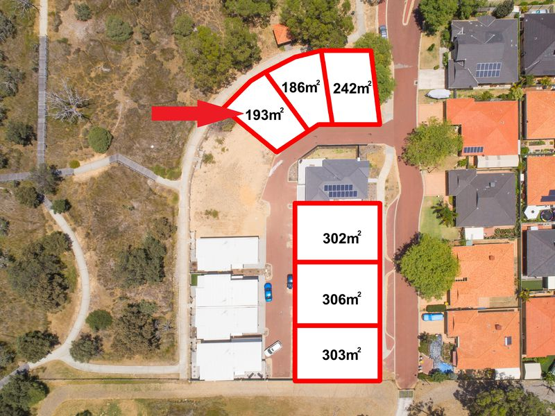 Lot 3, 15 Bluerise Cove, Falcon