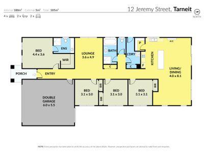 12 Jeremy Street, Tarneit