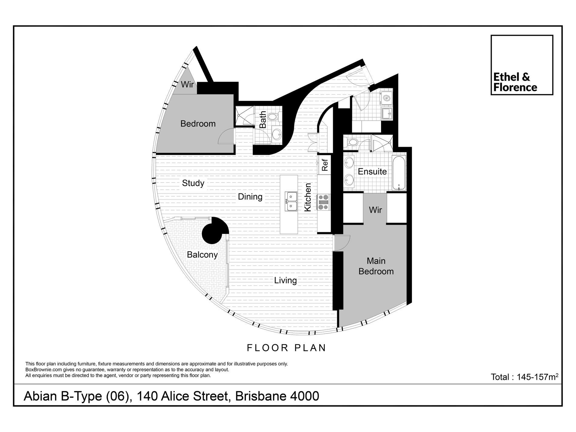 406 / 140 Alice Street, Brisbane City