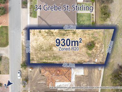 34 Grebe Street, Stirling