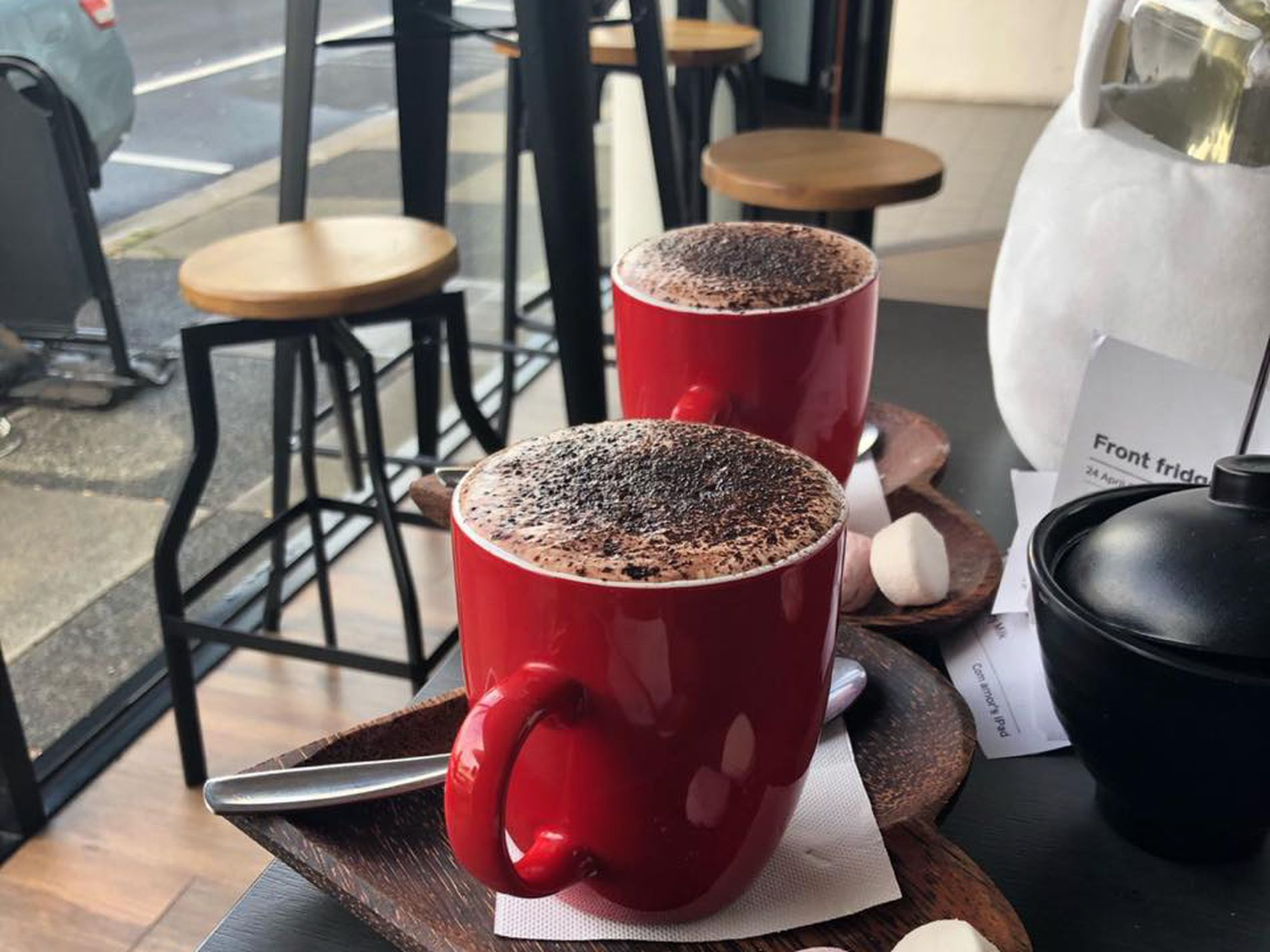 Easy to Run Cafe for Sale – Bayside area