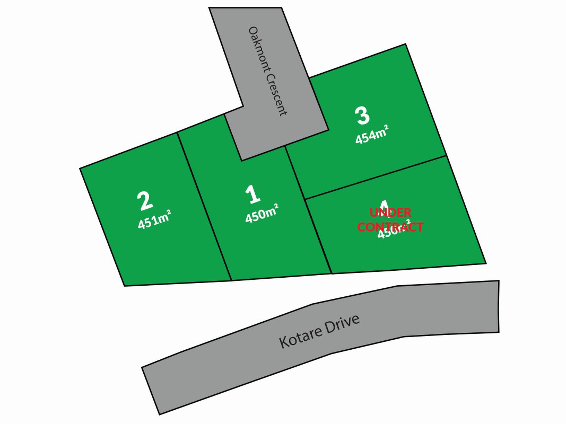 Lot 4, 16 Oakmont Cr, Bell Block