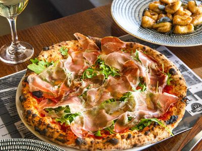 Italian Restaurant with Wood Fire Oven Business for Sale
