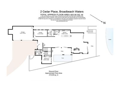 2 Cedar Place, Broadbeach Waters
