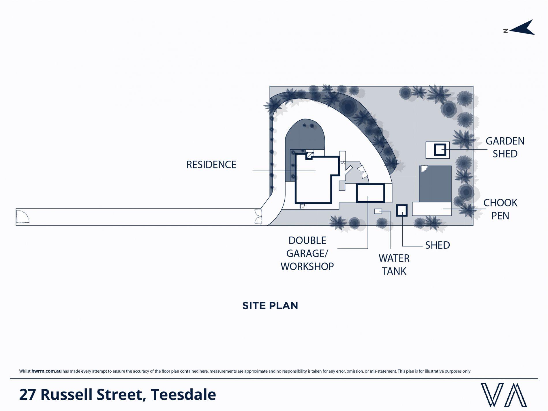 27 Russell Street, Teesdale